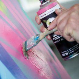 De kunstschilder