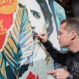the street-art fanaat