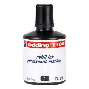 edding t100 navulinkt voor permanente markers