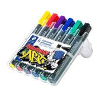 Staedtler Lumocolor 350 permanent pen set in pen case pen kopen pen drawing pen uit kleding pen verwijderen gaat niet pen shop