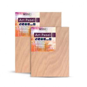 Museo art panel schilderen op hout schilderen met acrylverf